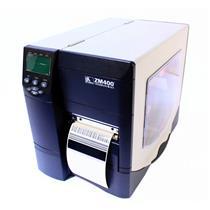 Zebra ZM400 ZM400-300E-4000T Thermal Barcode Label Printer Peeler USB 300DPI