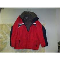 """Boaters' Resale Shop of TX 1707 2202.01 WEST MARINE XXL """"THIRD REEF"""" JACKET ONLY"""