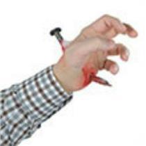 Bloody Nail Glove