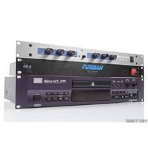 Aphex Aural Exciter Type B & HHB CDR 830 BurnIT Plus & Furman RP8 Bundle #29755