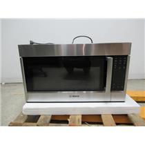 """BOSCH 500 Series 30"""" 2.1 cu. ft. Over-the-Range Microwave Oven Details HMV5053U(18)"""