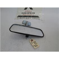 Early BMW center rear view mirror with metal arm 2002tii E12 E3 #18