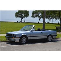 1991 BMW 325i convertible E30 SOLD!!