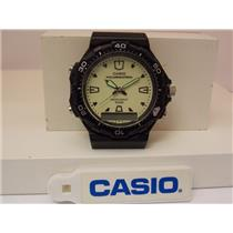 Casio Watch Parts AQ-130 Case Complete With Backplate, Dial, Hands. New.