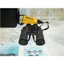 Boaters' Resale Shop of TX 1708 2052.01 NIKON 7x50 7.2 CF WP COMPASS BINOCULARS