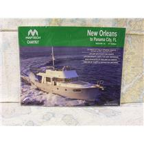 Boaters' Resale Shop of TX 1708 1254.07 MAPTECH CHART KIT NO TO PANAMA CITY, FL.