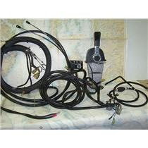 Boaters' Resale Shop of TX 1708 2075.64 HONDA LEVER CONTROL, CABLES & HARNESSES