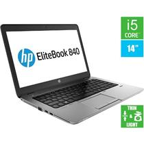 "HP EliteBook 840 G1, i5 1.9GHz 14"" Laptop"
