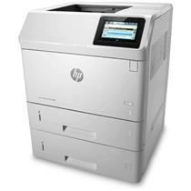 HP LASERJET ENTERPRISE M605X LASER PRINTER WARRANTY REFURBISHED E6B71A & TONER