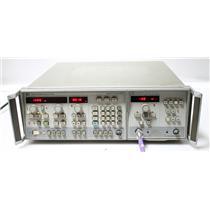 HP/Agilent 8350A Sweep Oscillator w HP 83522A RF Plug-In 10 MHz - 2.4 GHz