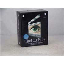 APPLE 8564MZ/A Final Cut Pro 3.0 v10.1.1 Upgrade OLDER VERSION