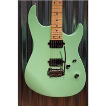 Vintage Guitars V6M24VG Vintura Green 24 Fret Guitar & Case