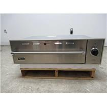 "Viking VEWD162SS 36"" warming drawer Stainless Steel Detailed Images"