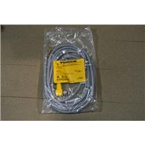 Turck WKC 8T-3/S101 Cordset Right Female Connector, U0932-41