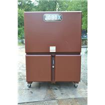 "JOBOX 80"" x 42-1/2"" x 63-1/2"" Jobsite Field Office 104.0 cu. ft., Brown 1-674990"