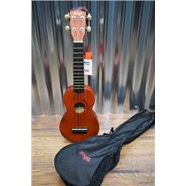 Stagg US-10 Tatoo Traditional Soprano Ukulele & Gig Bag