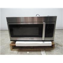 "Bosch 300 HMV3053U 30"" 300 CFM Ventilation Over-the-Range Microwave Oven Details"