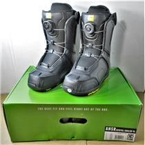 Flow ANSR Rental Coiler VL Snowboard Boots Mens Size 5 Black/Yellow New