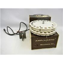 Bioscience Model 132-803 Ampulmatic Ampoule Sealer Carousel