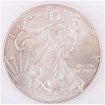 2015 US American Eagle Silver Dollar 1$ Near Uncirculated Condition 31.1g / 1oz