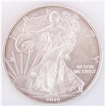 2010 US American Eagle Silver Dollar 1$ Near Uncirculated Condition 31.1g / 1oz