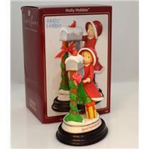 Carlton Ltd Statue Special Friends Send Sweet Greetings - Holly Hobbie CXOR142T