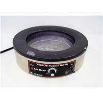 Lab-Line Model R26103 Lo-Boy Tissue Float Water Bath Histology