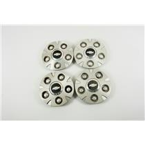 01-03 Chevrolet S10 Blazer Xtreme Center Wheel Caps Hubcaps 1509273 w/ Lug Caps