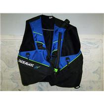 "Boaters' Resale Shop of TX 1709 2155.05 OCEANIC XL ""OCEAN SPORT"" SCUBA BACKPACK"