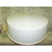 "Boaters' Resale Shop of TX 1710 4105.25 RAYTHEON 1603 RADAR 24"" DOME M88294 ONLY"