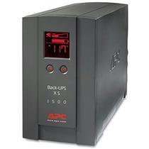 APC BX1500LCD Back-UPS XS serie 1500 LCD 865W 1500VA 120V Battery Backup UPS REF
