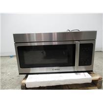 "BOSCH 300 HMV3053U 30"" 300 CFM Ventilation Over-the-Range Microwave Oven(8)"
