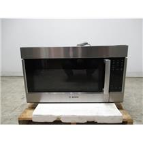 "BOSCH 500 Series HMV5053U 30"" 2.1 c.ft 1100 Watts Over-the-Range Microwave Oven (10)"