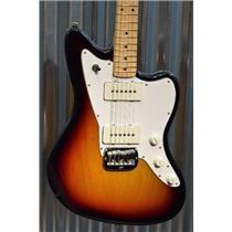 G&L USA Doheny Offset Body Jazz Guitar 3 Tone Sunburst & Case #8055