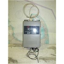 Boaters' Resale Shop of TX 1709 2722.01 ICOM AT-140 AUTOMATIC ANTENNA TUNER ONLY