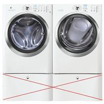 NIB ELECTROLUX IQ-Touch Series Front Load Washer & Dryer EIFLS55IIW / EIMED60JIW