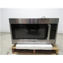 "BOSCH 500 Series HMV5053U 30"" 2.1 c.ft 1100 Watts Over-the-Range Microwave Oven (11)"