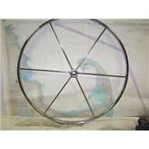 "Boaters' Resale Shop of TX 1709 2741.01 STAINLESS STEEL 28"" WHEEL FOR 1"" SHAFT"