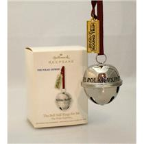 Hallmark Ornament 2011 The Bell Still Rings For Me - Polar Express - #QXI2409