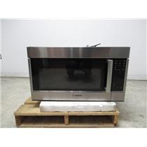 "BOSCH 500 Series HMV5053U 30"" 2.1 c.ft 1100 Watts Over-the-Range Microwave Oven (12)"
