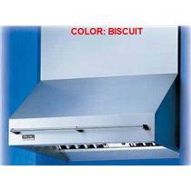 """NIB Viking Professional Series 36"""" Canopy Range Hood VWH3678BT :Biscuit"""