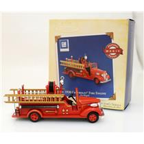 Hallmark Magic Series Ornament 2005 Fire Brigade #3 - 1938 Chevrolet - #QX2035