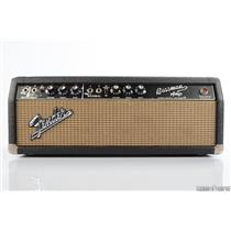 1966 Fender Bassman Blackface 50W Vintage Amp Head Owned by Matt Hyde #30107