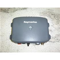 Boaters' Resale Shop of TX 1710 1021.01 RAYMARINE RAY240 VHF RADIO CONTROL UNIT