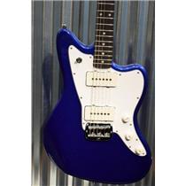 G&L USA Doheny Offset Body Jazz Guitar Midnight Blue Metallic & Case #8066
