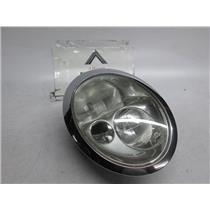 Mini Cooper right side headlight 63126911706 02-04