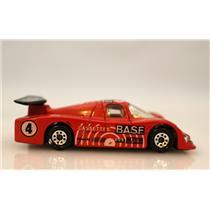 1984 Matchbox MB Red Sauber Group C Racer BASF Car #4 1:55 - MB04 NO BOX