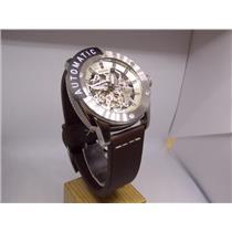 Fossil Watch ME3083 Mens 21 Jewel Modern Machine Automatic/Mechanical. Steel