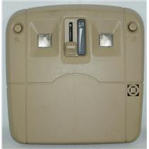 2003-2007 Cadillac CTS Overhead Console with Map Lights and Dimmer Switch