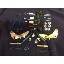 Brake spring kit & adjuster kits Plym  Barracuda Valiant Front or Rear 1963-1968